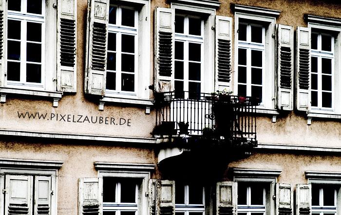 Heidelberg, not Venice - Photo Schindelbeck