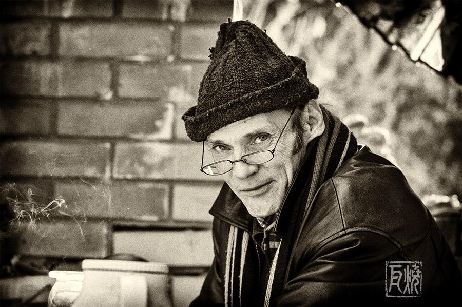 Malcolm Holcombe - Photo Schindelbeck