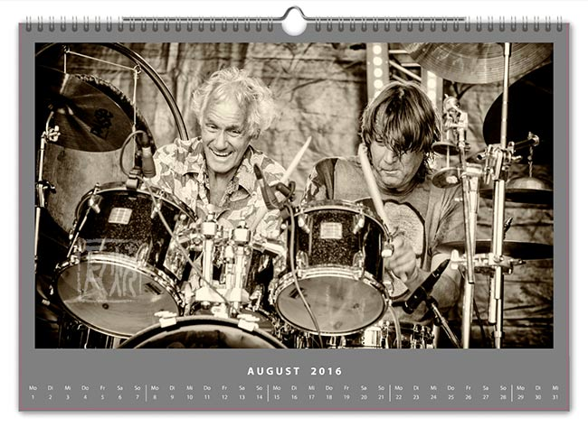 Jazzkalender Frank Schindelbeck