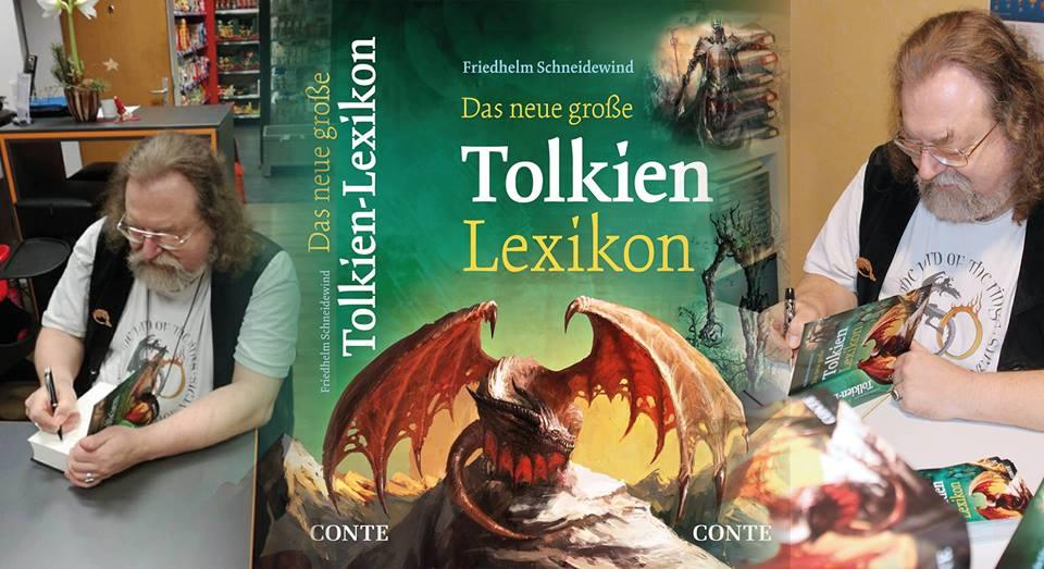 Friedhelm Schneidewind Tolkien Lexikon