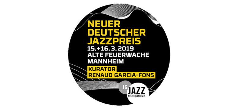 Neuer Deutscher Jazzpreis Mannheim 2019