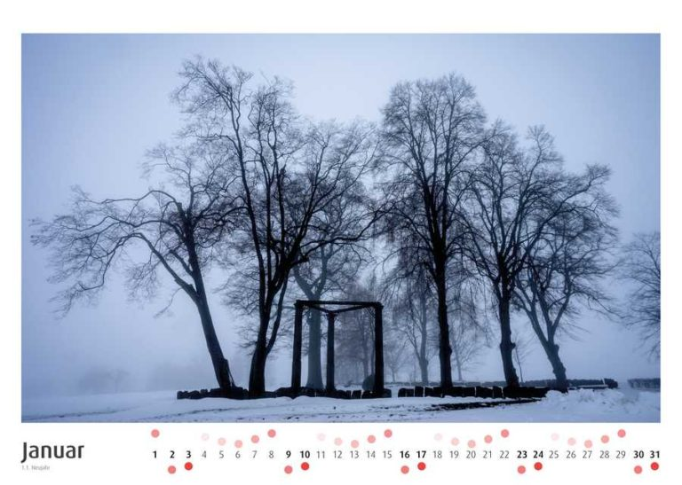 Odenwald Kalender 2021